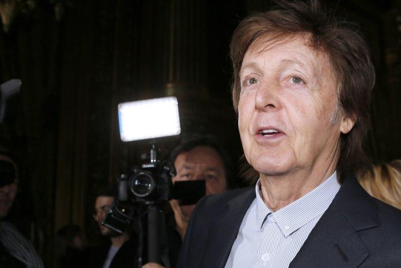 McCartney vajus pärast The Beatlesi lagunemist musta masendusse