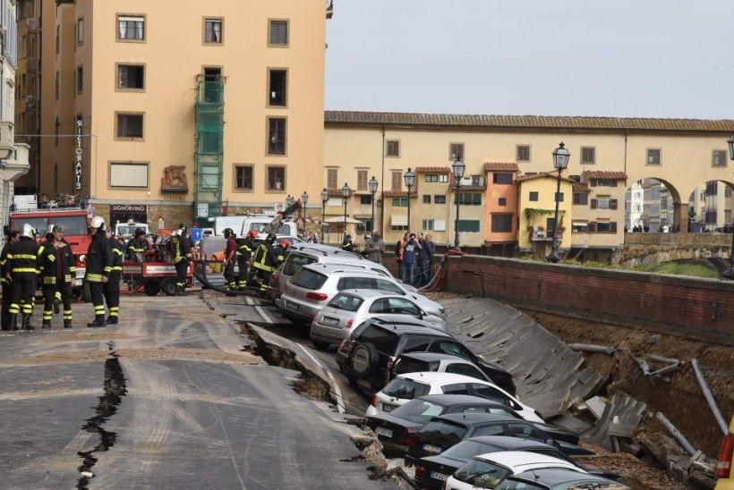 GALERII | Firenzes neelas maa mitu autot