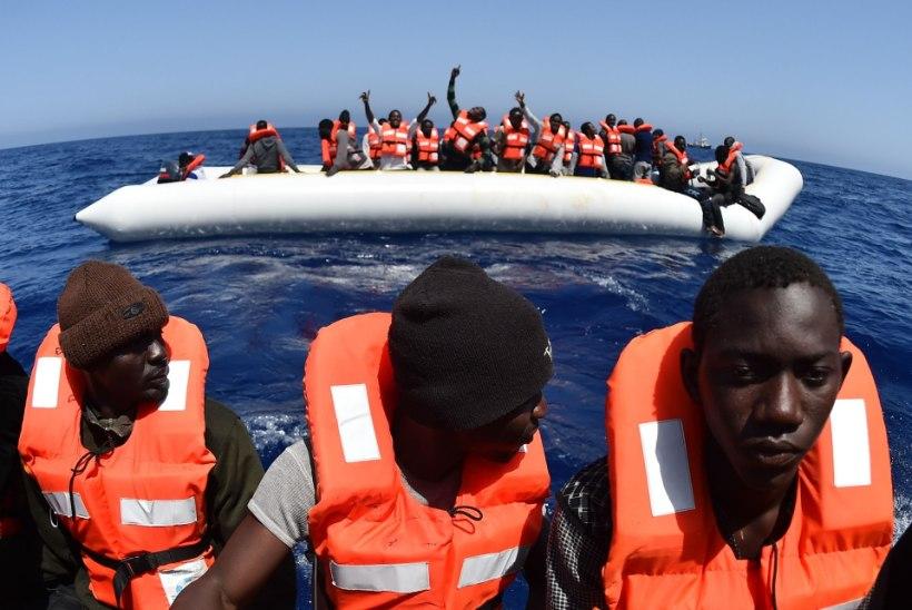 Teadlased: Euroopat ähvardab enneolematu põgenikelaine