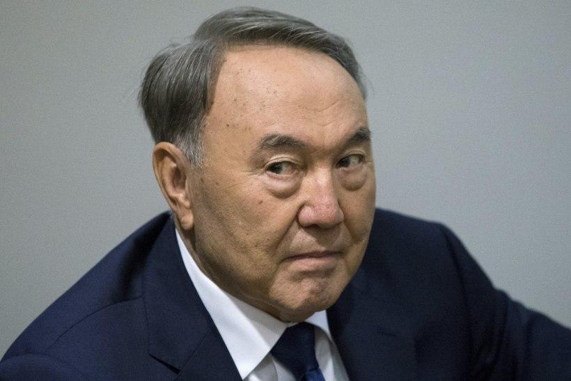 Nazarbajev kardab kõige rohkem oma rahvast