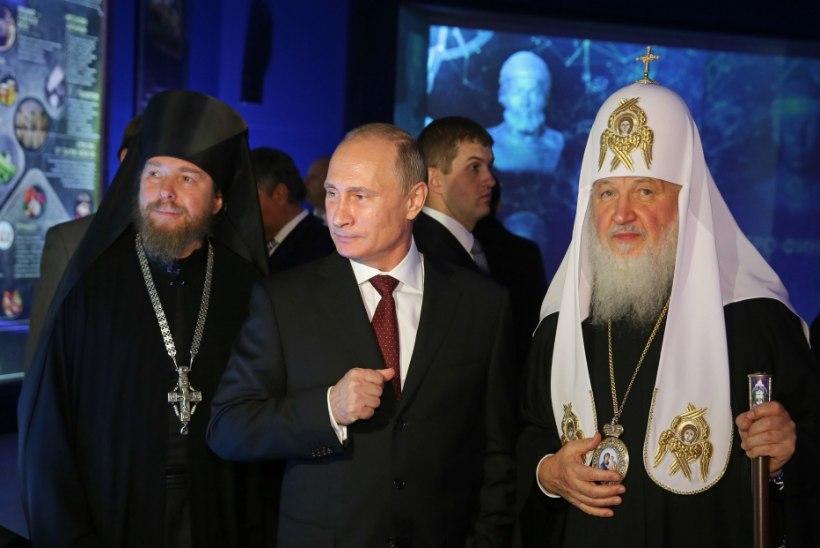 Selgeltnägijad ja Venemaa riigijuhid