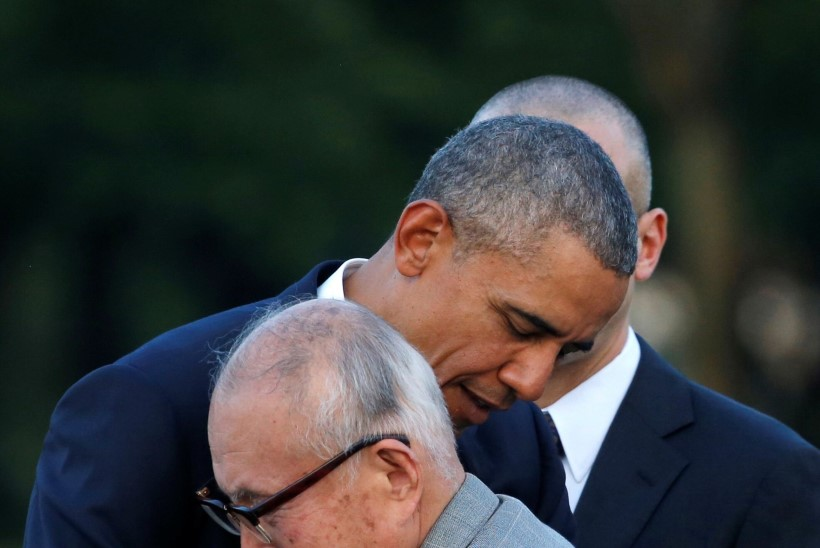 GALERII | USA president külastas Hiroshimat