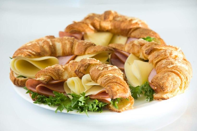 Küpseta nagu proff I Pärmi-lehttainast juustu-croissant