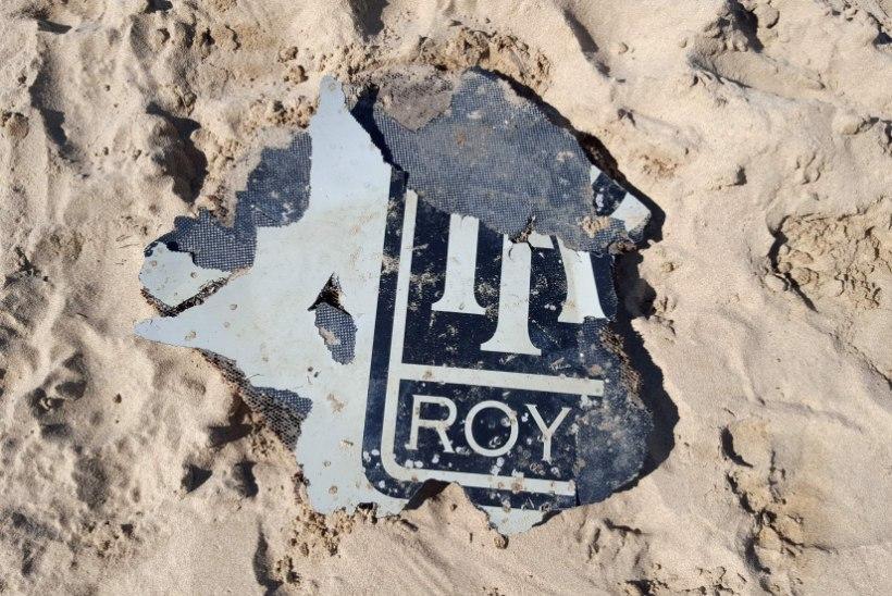 Mosambiigi rannikult leitud tükk võib olla veel üks kadunud lennuki jäänus