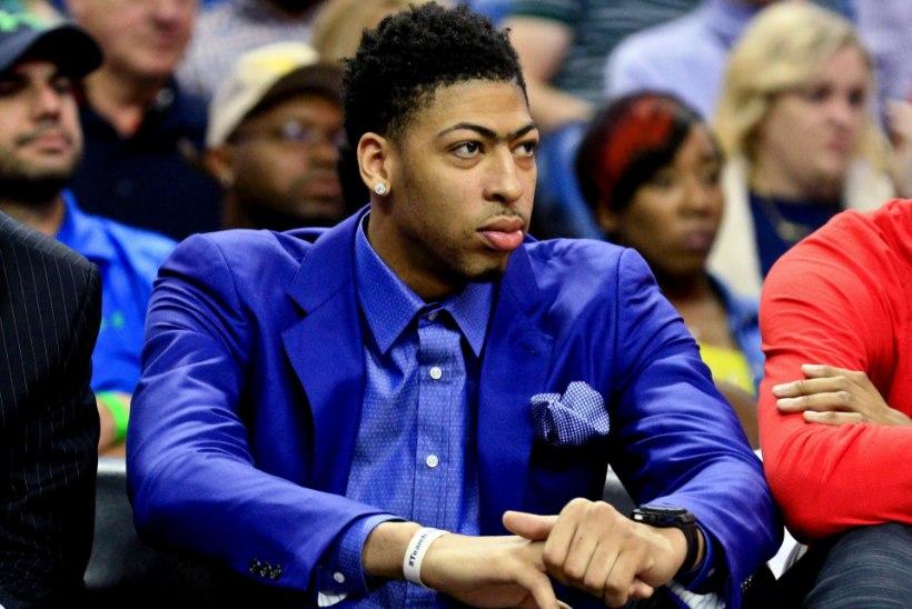 NBA sümboolsest viisikust välja jäämise hind - 25 miljonit dollarit