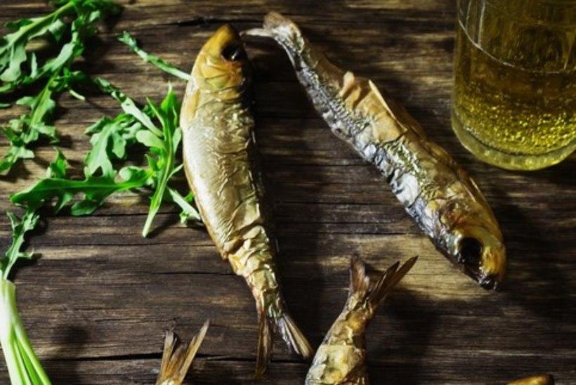 14 nippi, et liha ja kala suitsutamine hästi õnnestuks