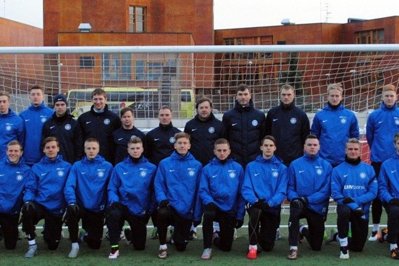 JÄRELVAADATAV | Balti turniiri võitu kaitsev Eesti U21 viigistas võõrsil Leeduga