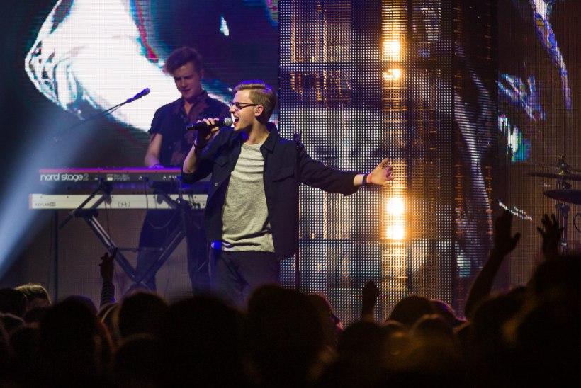 GALERII   Jüri Pootsmann ja Mick Pedaja andsid kontserdi Kultuurikatlas