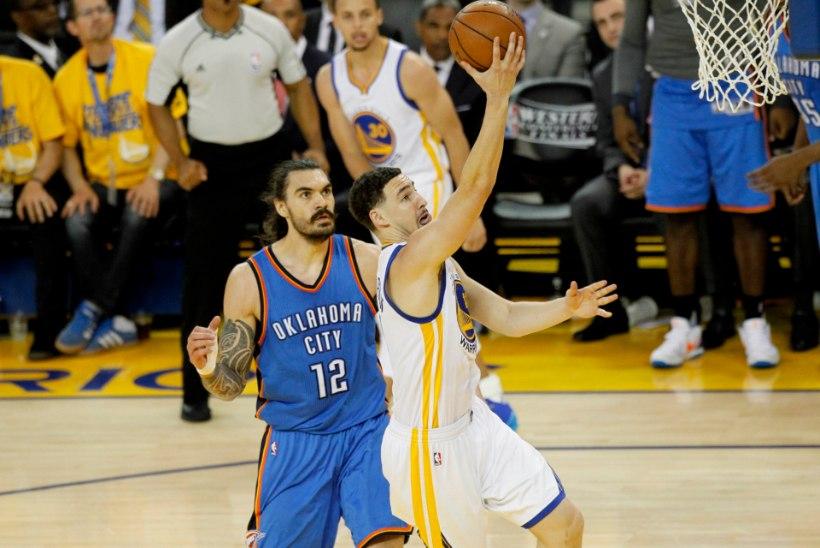 Mäng, mida ei unustata: NBA valitsev meister viis seeria koju tagasi