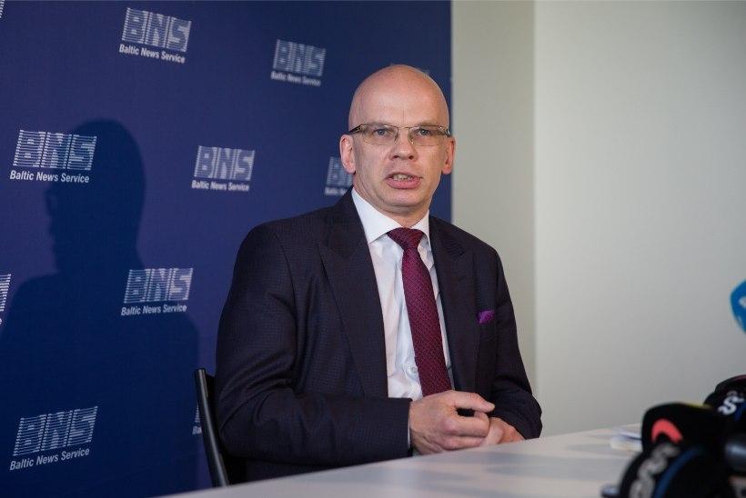 IRL ja Vabaerakond toetavad presidendikandidaadina Allar Jõksi