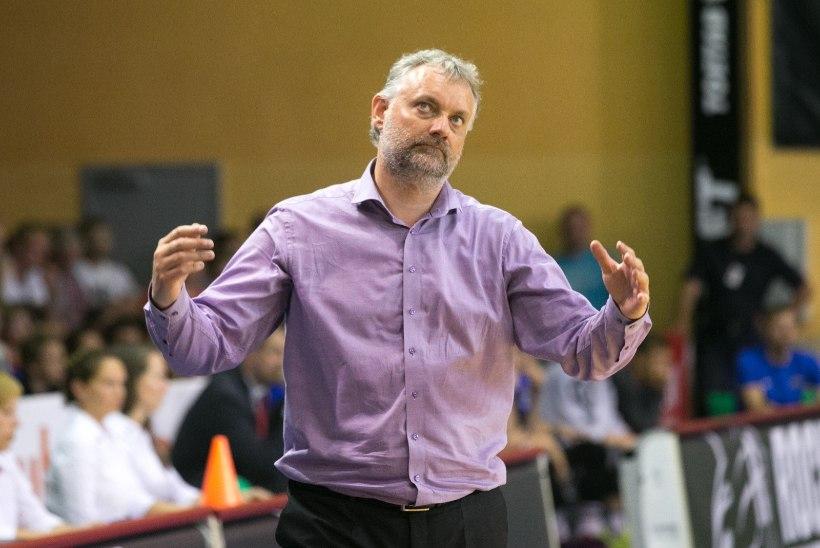 SÜDAMELT ÄRA   Gert Kullamäe: Eesti korvpall, kuidas edasi, kuidas omad mängu tuua?