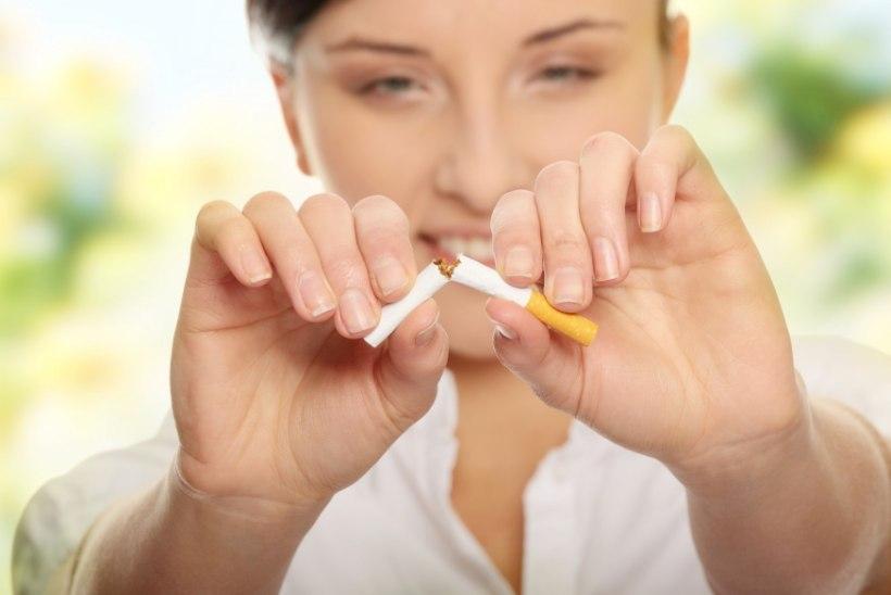 Täna on tubakavaba päev: tubaka tarvitamine on kahjulik igasuguses vormis!