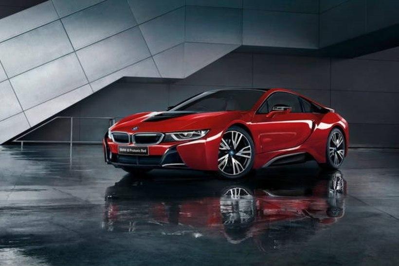 Fotod: BMW i8 Celebration Edition