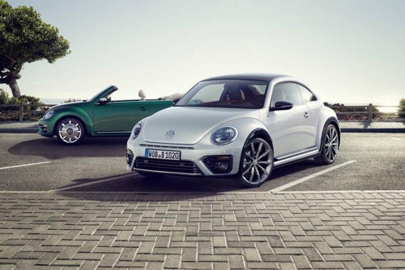 Volkswagen uuendas Beetle'it
