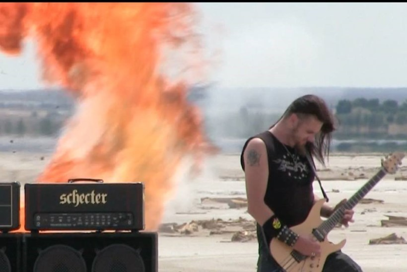 "VAATA | Brad Jurjens avaldas kahasse The Iron Maidensi kitarristiga video ""Dia De Muertos"""