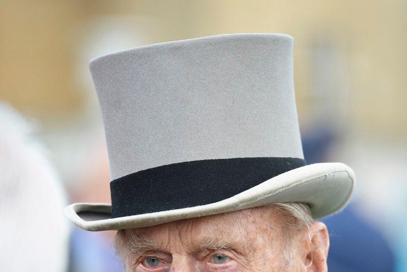 Elizabeth II abikaasat tabas ootamatu tervisehäda