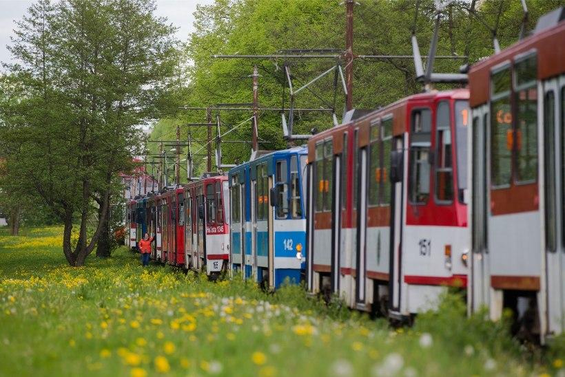 MEELDETULETUS: alates homsest trammid Koplisse ei sõida