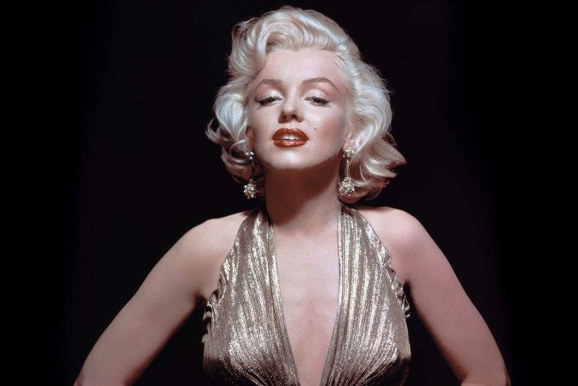 Kas sekspomm Marilyn tõepoolest mõrvati?
