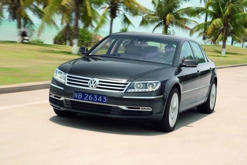Volkswagen mõtleb ka teise elektriautode platvormi ehitamisele