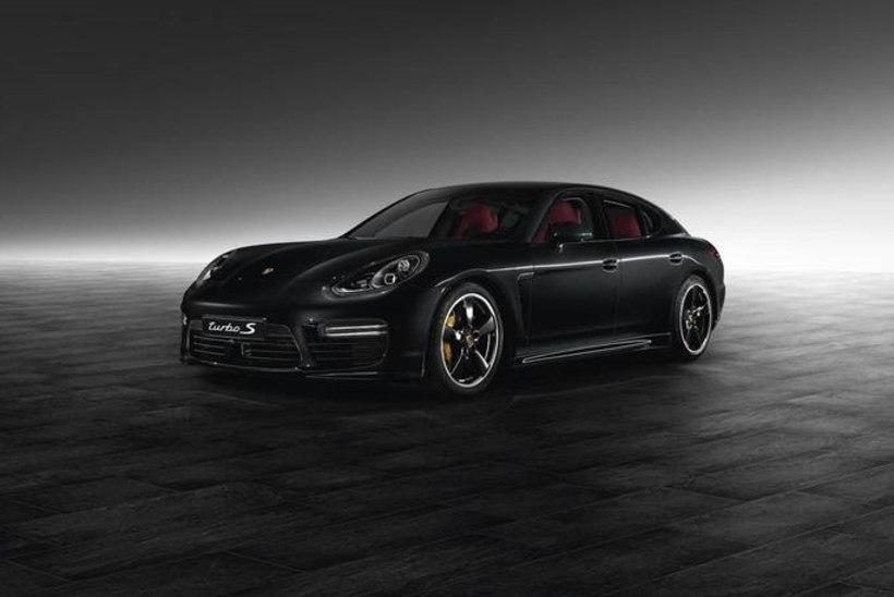Porsche: Panamera läbib Nürburgringi sama kiirelt kui Carrera