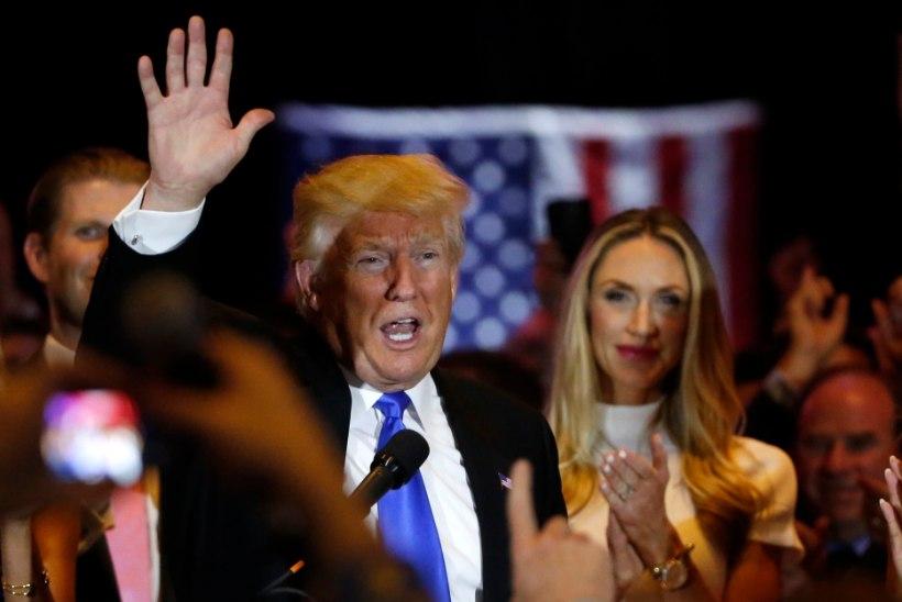Cruz loobus, Trump sisuliselt ainus vabariiklaste kandidaat