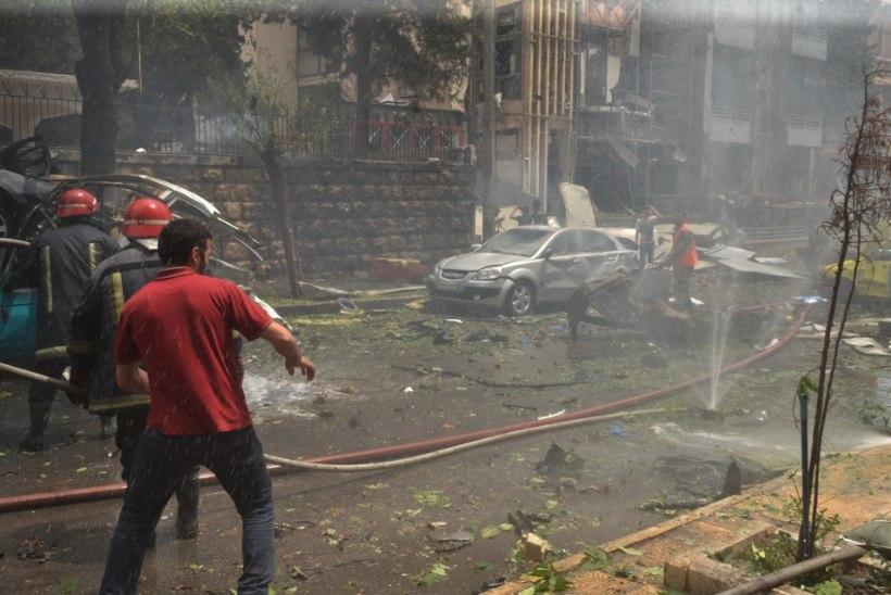 Aleppos hukkus lahingus Süüria valitsusjõudude ja mässuliste vahel kümneid inimesi