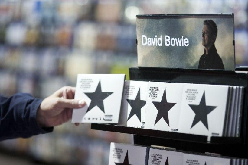 Fännid avastasid David Bowie viimaselt albumilt peidetud sõnumi