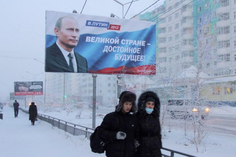 Vene valitsus jagab rahvale tasuta maad
