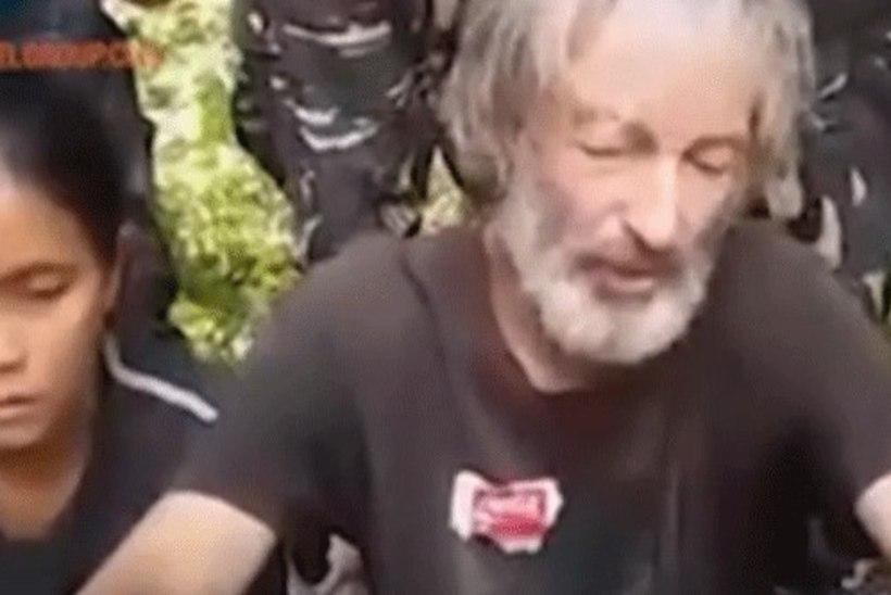 VIDEO | Filipiinide terroristide pantvangid paluvad valitsusi oma elu eest