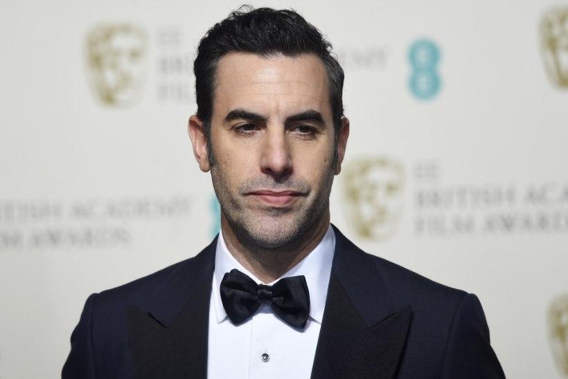 """""""Borati"""" täht leinab oma armastatud isa"""