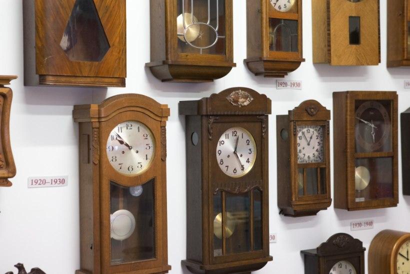 ÕHTULEHE VIDEO JA GALERII | VAATA KELLA(SID)! Arst leidis kellade kollektsioneerimises oma elu hobi
