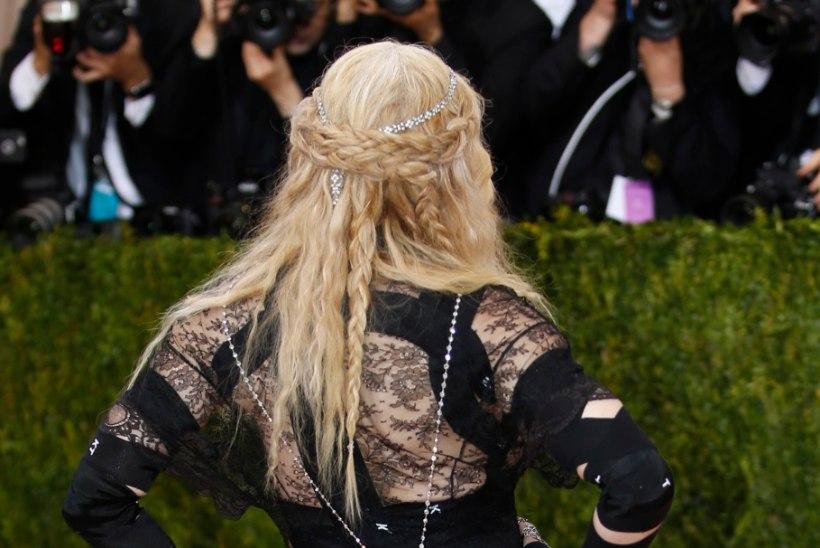 Madonna: mu Met gala kostüüm oli poliitiline avaldus