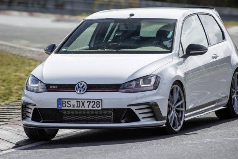 Video: Volkswagen Golf GTI Clubsport S on Nürburgringi kiireim mudel