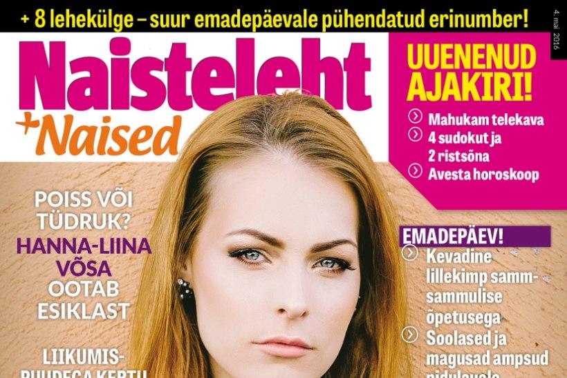 Vaata, millest kirjutab värske ajakiri Naisteleht!