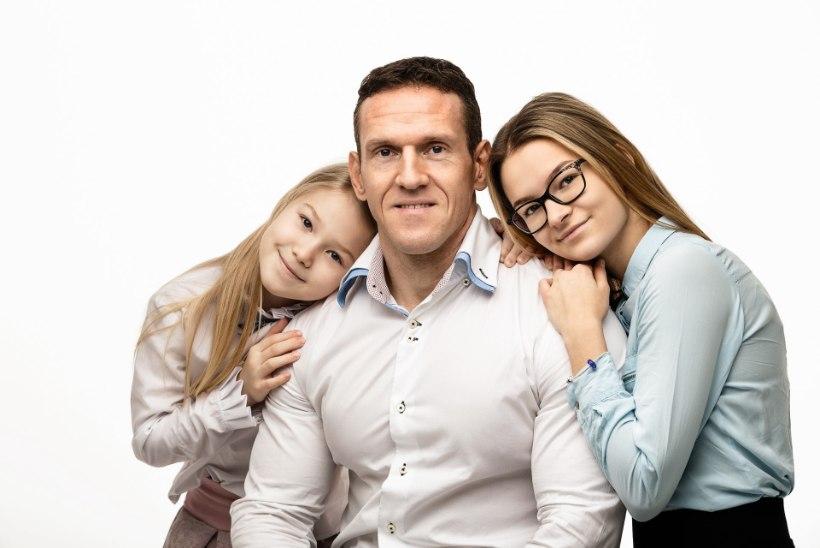 """Ott Kiivikas treenib koos lastega: """"Ühised huvid annavad meile palju."""""""