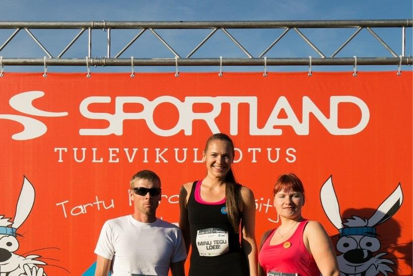 GALERII | Heateo jooks kogus väikese Cassandra toetuseks 9529 eurot!