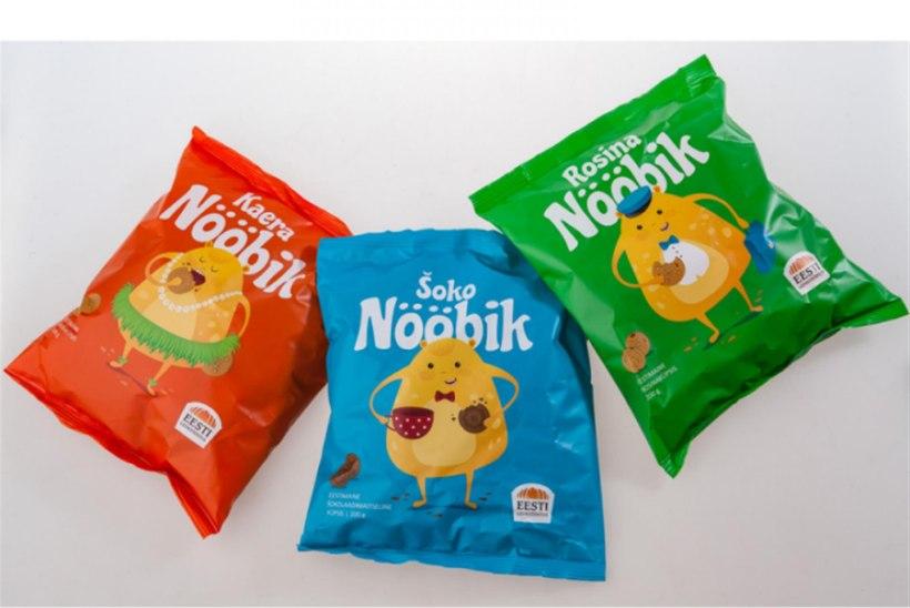 SPETSIALISTID TESTIVAD: Kuidas maitsevad uued kodumaised Nööbiku küpsised?