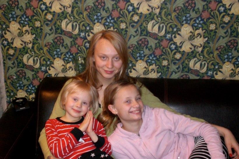 PIRET KALDA: kui abikaasa suri, olid minu kolm tütart mulle toeks – eriti klammerdusin noorima külge
