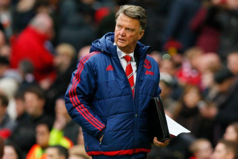 VUTILEAKS: lekkisid rahanumbrid Louis van Gaali kopsakast lepingust Manchester Unitediga