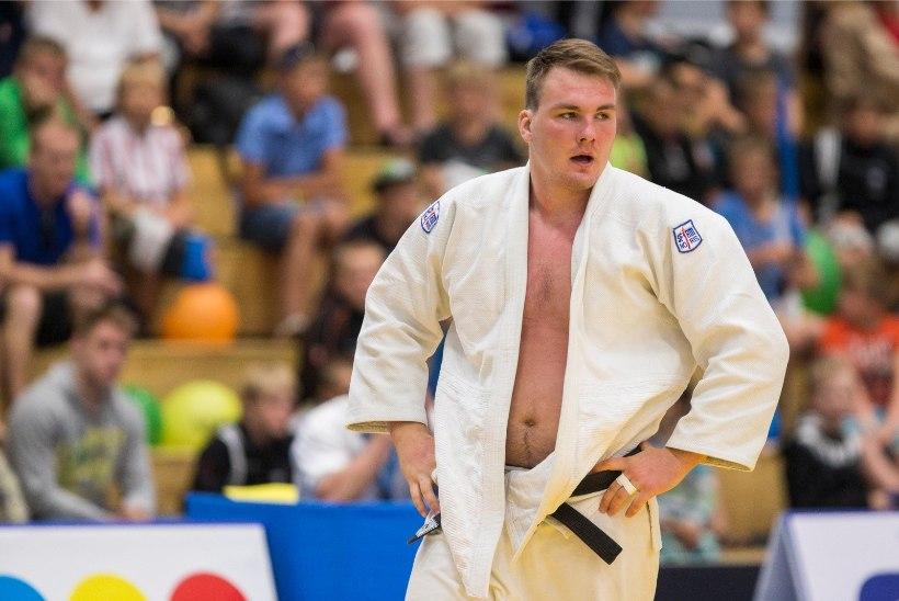 Ai-ai, Eesti judokate turniir Bakuus lõppes kiirelt