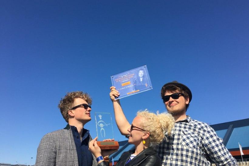 VÄGEV! Curly Strings valiti Euroopa parimaks bluegrassbändiks