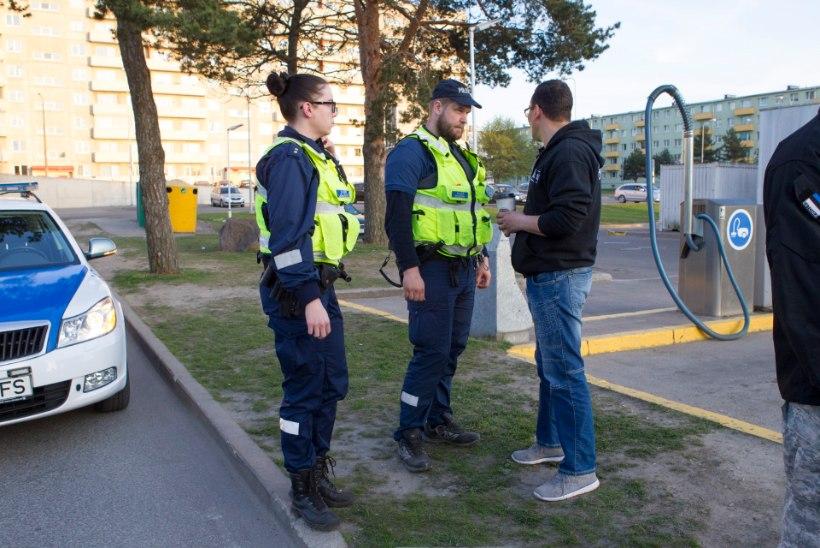 Odinlaste esimene ringkäik Tallinnas – mis on ohtlikum kant?