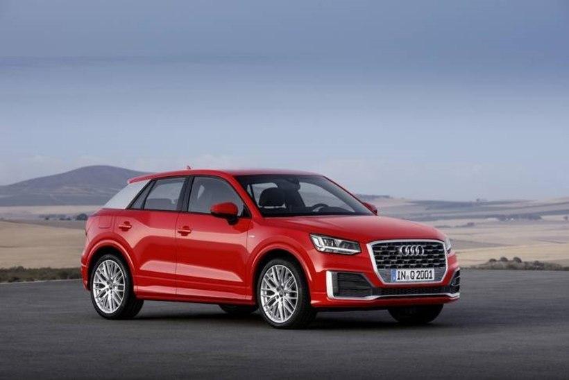 Q2 edu võib vähendada teiste Audide müüki