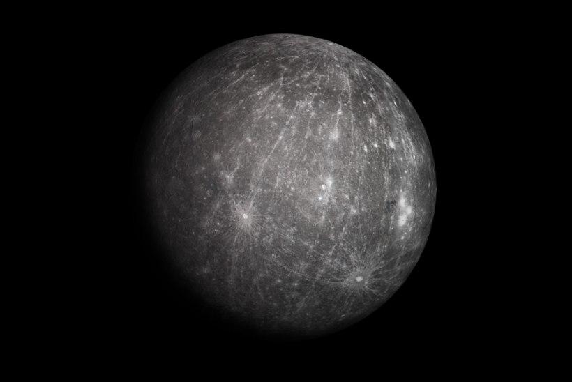 Täna kella 14 ajal alustas Merkuur liikumist üle Päikese. Haruldane taevanähtus on vaadeldav ka Eestis!
