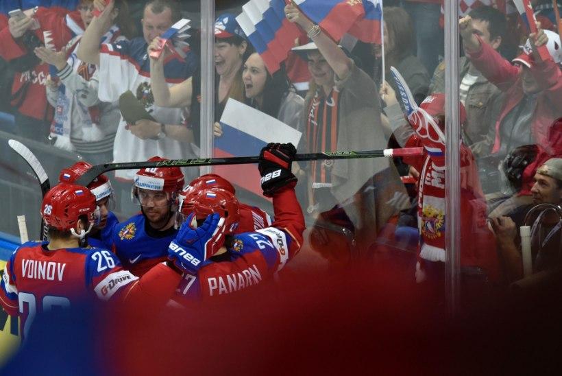 GALERII | Võidupüha tiivustas venelasi