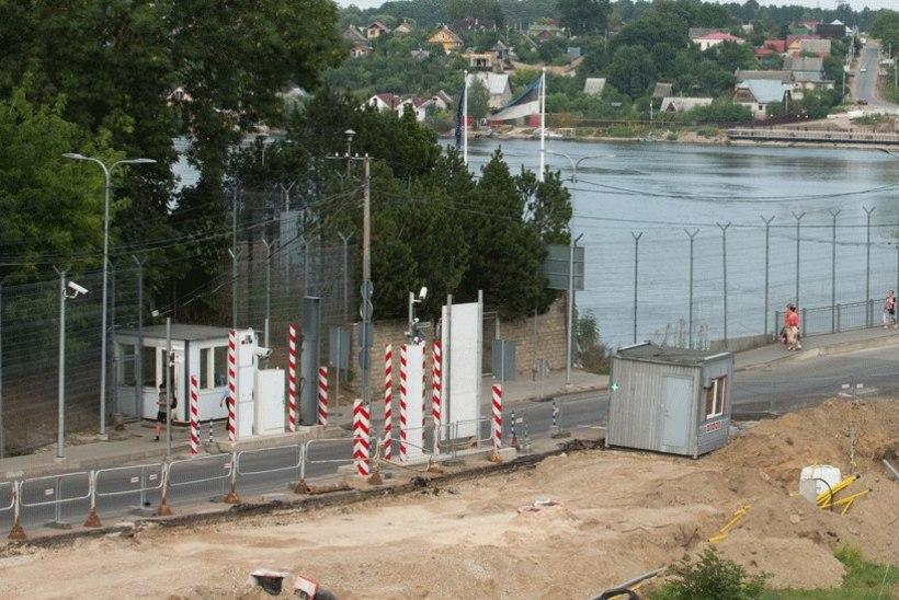 Moldova mehed tükkisid Eestisse