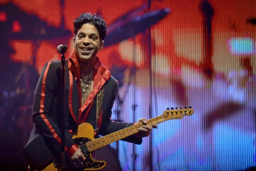 Prince'i tiim palus sõltuvusarstilt erakorralist abi