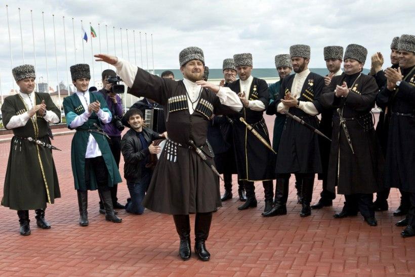 Terroristid ründasid Tšetšeenias