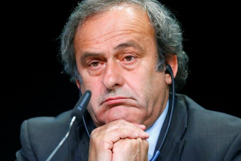Spordikohus ei tühistanud Michel Platini tegutsemiskeeldu, prantslane paneb ameti maha