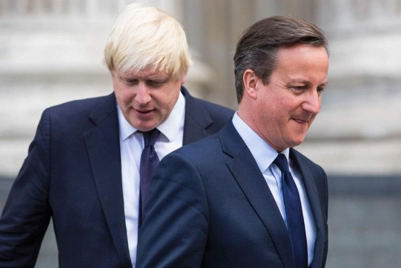 Briti peaminister Cameron ähvardas kolmanda maailmasõjaga Euroopas